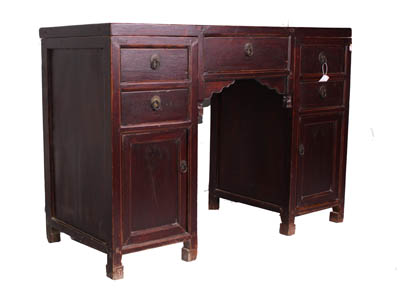 Desk chinese reproduction furniture chinese furniture for Oriental reproduction furniture