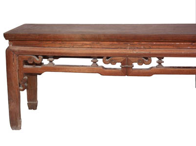 Shanghai bench chinese reproduction furniture chinese for Oriental reproduction furniture