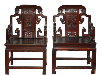 Chinese antique chair chinese reproduction furniture for Oriental furniture for sale