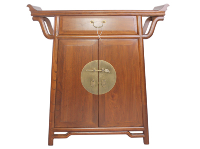 2doors1drawer cabinet chinese reproduction furniture for Reproduction oriental furniture