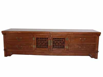 Chinese antique reproduction tv cabinet chinese for Reproduction oriental furniture