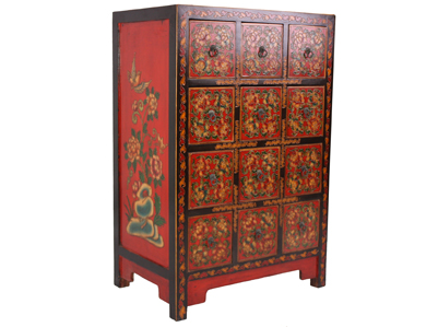 Tibetan and painted furniture chinese reproduction for Oriental reproduction furniture
