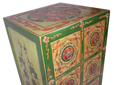 12drawers cd cabinet chinese reproduction furniture for Reproduction oriental furniture