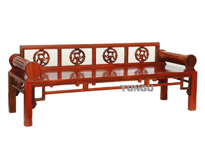 Lady sofa chinese reproduction furniture chinese for Oriental reproduction furniture