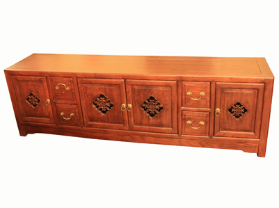 Lower cabinets tv cabinets chinese reproduction furniture for Reproduction oriental furniture